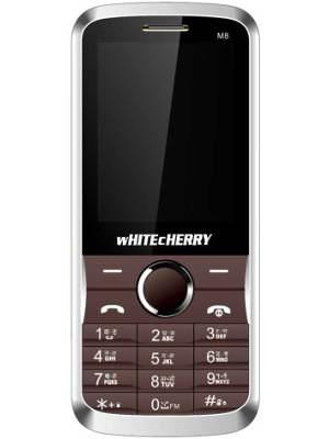 White Cherry M8