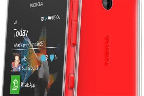 Best Price Of Nokia Asha 500 Dual SIM