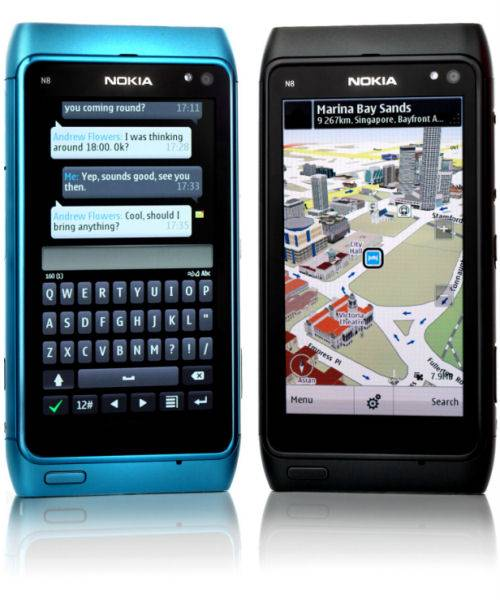Nokia n8 black price