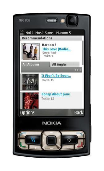 Nokia Nokia 8gb N95 N95