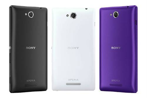 Xperia C Specification Sony Xperia C M...