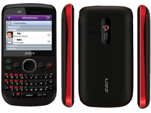 zen z66 mobile