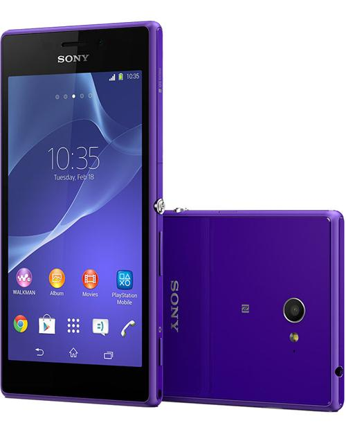Sony Xperia M2 Mobile Phone Price in India & Specifications