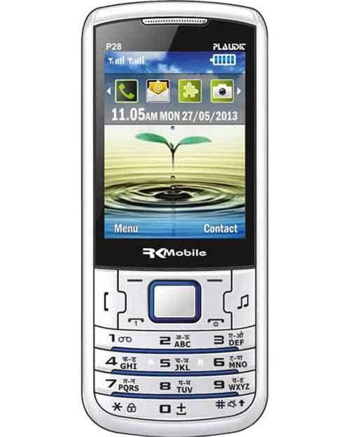 RK Mobile Plaudit P28
