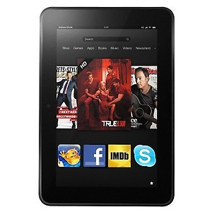 Amazon Kindle Fire HD 7 inch Tablet