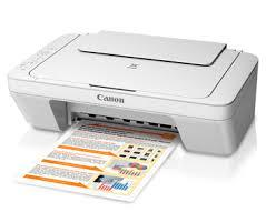 Canon PIXMA MG2570 All in One Inkjet Printer