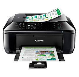 Canon Pixma MX527 Multifunction Inkjet Printer