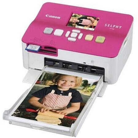 Canon Selphy CP780 Photo Printer