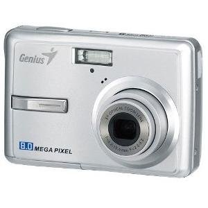 Genius Point and Shoot Camera G Shot P831