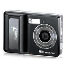 Genius Point and Shoot Camera G Shot V1200