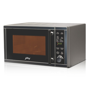 Godrej GMX 20GA3 MKZ Grill 20 Litres Microwave Oven