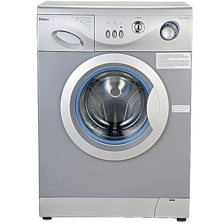 Haier HBF655 TEME Fully Automatic 5.5 KG Front Load Washing Machine