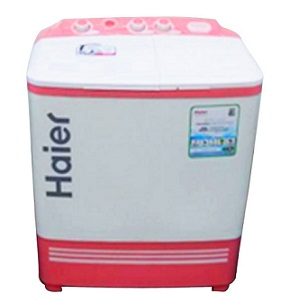 Haier XPB62 187P 6.2 Kg Semi Automatic Top Loading Washing Machine