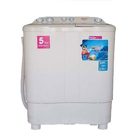 Haier XPB65 113D Semi Automatic 6.5 KG Top Load Washing Machine