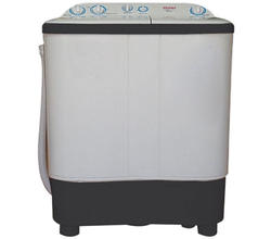 Haier XPB65 114D 6 kg Washer Dryer Semi Automatic Washing Machine