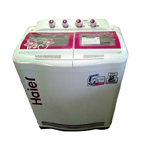 Haier XPB82 187S 8.2 Kg Semi Automatic Top Loading Washing Machine
