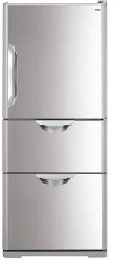 Hitachi R SG31BPND GS 366 Litres Frost Free Triple Door Refrigerator