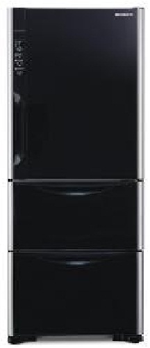 Hitachi R SG37BPND GBK 438 Litres Frost Free Refrigerator