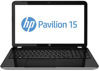 HP Pavillion 15 E016TX Notebook