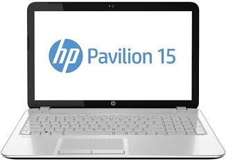 HP Pavillion 15 E039TX Notebook