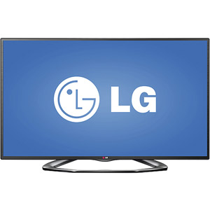 LG Cinema 42LA6200 42 Inch Full HD 3D LED Television