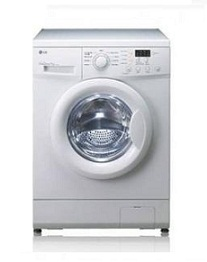 LG F1091MDL2 5.5 Kg Fully Automatic Front Loading Washing Machine