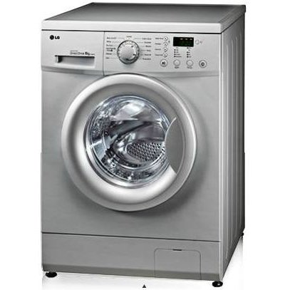 Lg F1256qdp5 Fully Automatic 7 0 Kg Front Load Washing
