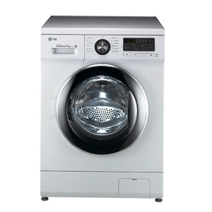 LG F1296QD23 7Kg Fully Automatic Front Loading Washing Machine
