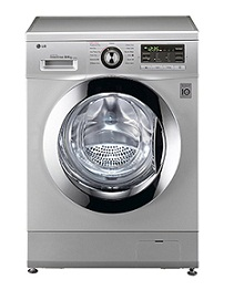 LG F1496ADP24 8 Kg Fully Automatic Front Loading Washing Machine