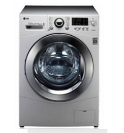LG F14A8YD25 8 Kg Fully Automatic Front Loading Washing Machine