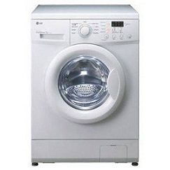 LG F8091MDL2 5.5 Kg Fully Automatic Front Loading Washing Machine