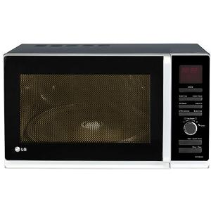 LG MC8084AB Convection 30 Litres Microwave Oven