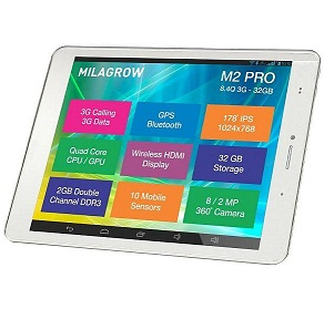 Milagrow M2Pro 3G Call 32GB