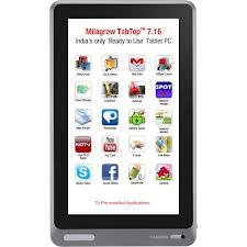 Milagrow Top 7.16 PRO 8GB 3G WiFi