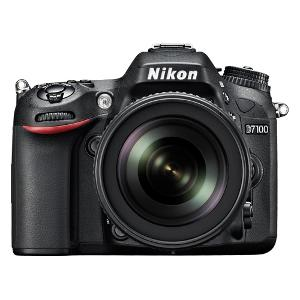 Nikon DSLR D7100 with 18-105mm Lens