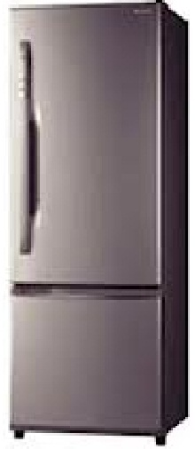 Delicieux Panasonic NR BU343SS2N Double Door Bottom Freezer 282 Litres Refrigerator