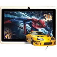 Saitel 7 Inch 3D Tech Tab