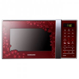Samsung CE74JD-CR/XTL Convection 21 Litres Microwave Oven