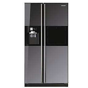 Samsung RS21HZLMR1 XTL 585 Litres Side by Side Door Refrigerator