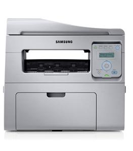 Samsung - SCX 4321NS Multifunction Laser Printer