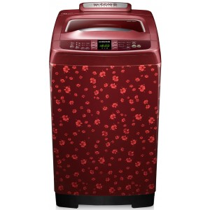 Samsung WA65F4H6QWP/TL 6.5kg Fully Automatic Top Loading Washing Machine