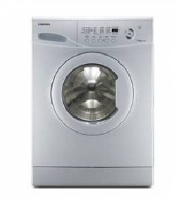 Samsung WF F861EW1 Fully Automatic 5.0 KG Front Load Washing Machine