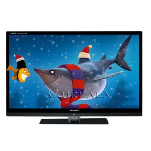 Sharp LC 40LE830M 40 Inch LCD Television