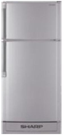 Sharp SJ K44S Double Door 339 Litres Frost Free Refrigerator