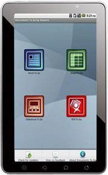 Smart Epad HD 007 Tablet