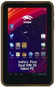 Swipe Fablet F1 Tablet