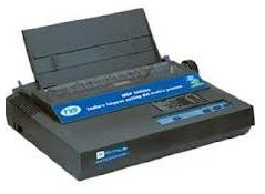 TVS MSP 240 Star Impact Dot Matrix Printer