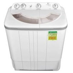 Videocon AQUA DLX VS60ADGL VS60A13 Semi Automatic 6.0 KG Top Load Washing MAchine