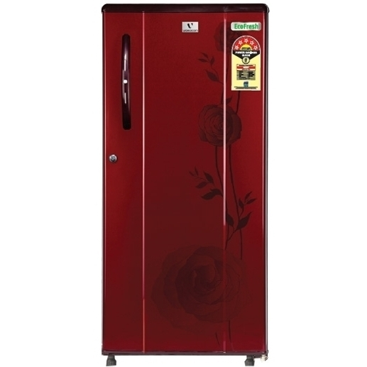 Videocon VAL225TKS FDA Single Door Direct Cool 215 Litres Refrigerator