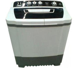 Videocon VS76P13 7.6 kg Virat Semi-Automatic Washer Dryer Washing Machine